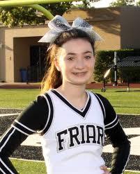 Abby Rogers - 2019-20 - Cheerleading 9 - Bishop Lynch Athletics