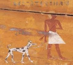 Ancient Egyptian hieroglyph depicting what is believed to be an ...