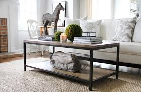decorating a coffee table examples