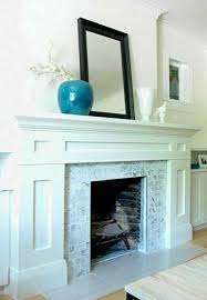 should my fireplace surround be subway