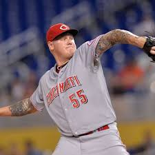 Marlins acquire Mat Latos from the Reds for Anthony DeSclafani ...