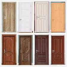 Wood Grain Door Stickers Waterproof Self Adhesive Diy Wallpaper For Furniture Home Wooden Doors Refurbish Decor Mural Pvc Decal Door Stickers Aliexpress