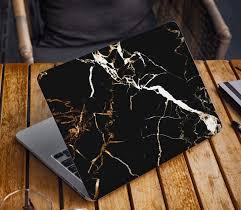 Black Marble Laptop Skin Sticker Gold Marble Vinyl Decal Dell Etsy In 2020 Marble Laptop Skin Laptop Skin Laptop Decal