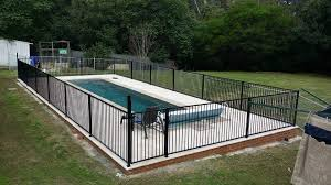 Tubular Fencing Melbourne Tubular Metal Fences Top Fencing