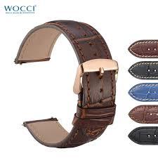 wocci watch band 18mm 20mm 22mm