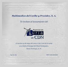 Invitaciones Y Tarjetas Premium