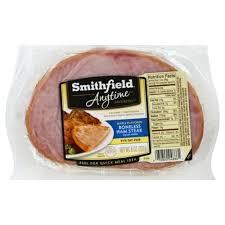 smithfield ham steak boneless maple