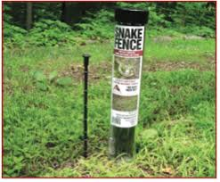 Snake Fence Barrier Snake Control Products