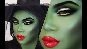 green witch makeup tutorial saubhaya