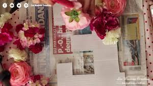 صنع ديكور اكثر من رائع من الورود الاصطناعية للغرفة Youtube