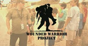 charity watchdogs question wounded