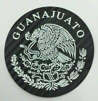 Guanajuato Mexico Shied Flag 3 5 Sticker Decal Car Window 3d Reflective Bumper Rainbowlands Lk