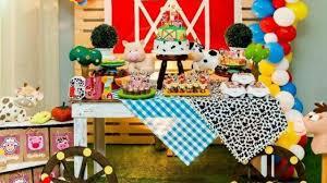 Fiesta De La Granja De Zenon Ideas Para Las Fiestas Infantiles