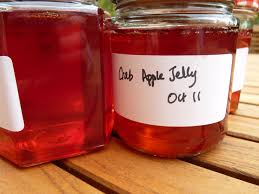 Crab-Apple Jelly - Cook Diary