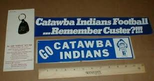 Catawba College Salisbury Nc Vtg Nos 1968 Stickers Keychain Lot Ebay