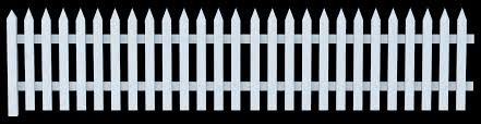 Unrestricted White Picket Fence By Frozenstocks On Deviantart