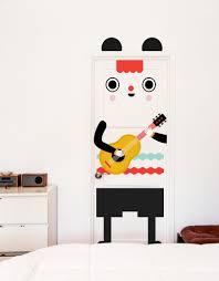 Mr Entertainment Door Decal Unique Wall Decals Kid Room Decor Wall Graphics