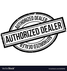 : Authorised dealer logo