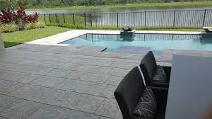 stamped concrete fort myers fl