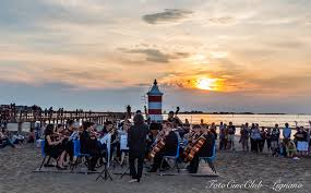 Concerto all'alba a Lignano e altri concerti ad Aquileia e ...