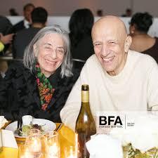 Ada Katz, Alex Katz at BARNEYS NEW YORK Presents the Spring 2014 ...