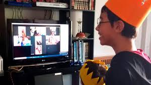 Cumpleanos Virtual El Festejo Infantil En Medio De La Pandemia De