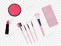 pink fashion makeup background png