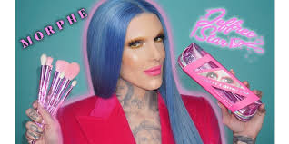 morphe jeffree star collaborated to