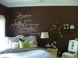 Rejoice In Hope Scripture Wall Decals Scripture Wall Decal Large Wall Decals Scriptures Wall