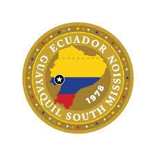 Ecuador Guayaquil South Mission Car Decal Etsy