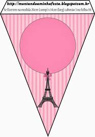 Paris Invitations And Free Party Printables Paris Birthday