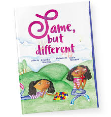 Same, but Different | GreenhouseBooks