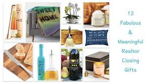 meaningful realtor closing gifts