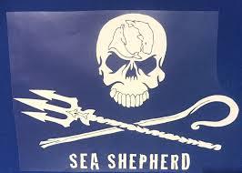 Car Body Or Window Decal Sticker Jolly Roger Sea Shepherd Conservation Sea Shepherd Uk Trading Ltd Subsidiary Comp Window Decals Decals Stickers Jolly Roger