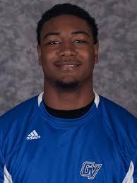 Aaron Cooper - 2016 - Football - Grand Valley State University Athletics