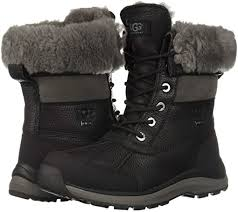 women s leather ugg boots free