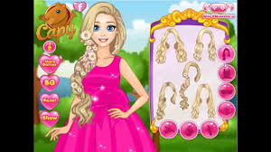 collection barbie hot games you