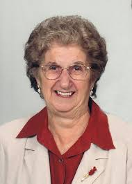 Obituary of OLGA SMITH   Cropo Funeral Chapel serving Winnipeg, Man...