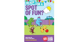Spot stars in Sport Relief 2020 nursery ...