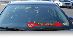 Why Your New Virginia State Inspection Sticker Is Moving