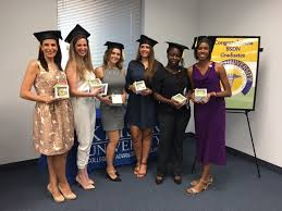 pembroke pines holds a pinning ceremony