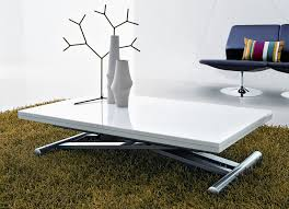 convertible coffee table to dining