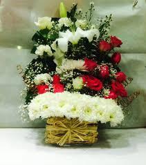 ورد بيت الزهور بوكيه زياره مريض Facebook