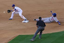 Adam Kennedy | Ruben Tejada forced at 2nd, but just barely! | Ron Reiring |  Flickr