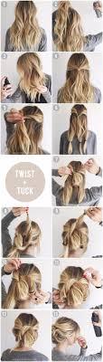 formal hair and makeup tutorial