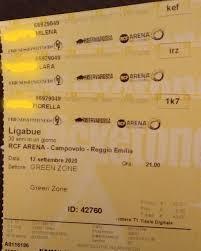 Arena Campovolo Reggio Emilia Instagram posts - Gramho.com