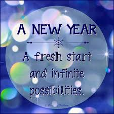 quotes about new year fresh start quotes