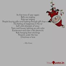 its that time of year aga quotes writings by ella chase