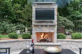 outdoor kitchens bbq fire pits