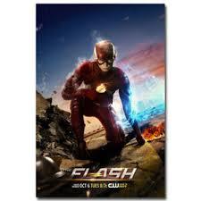 The Flash In Flash Wall Kids Boy Bedroom Decal Art Sticker Superheroes Decor Ebay